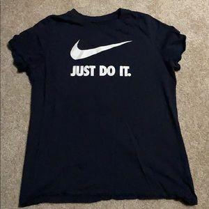NIKE women's t-shirt.